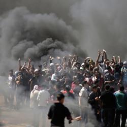 Gaza-violence